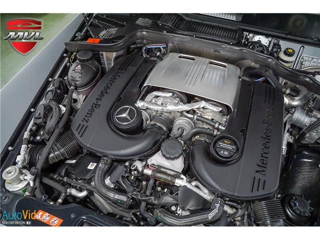 2017 Mercedes-Benz G-Class  (Stk: ) in Oakville - Image 37 of 37