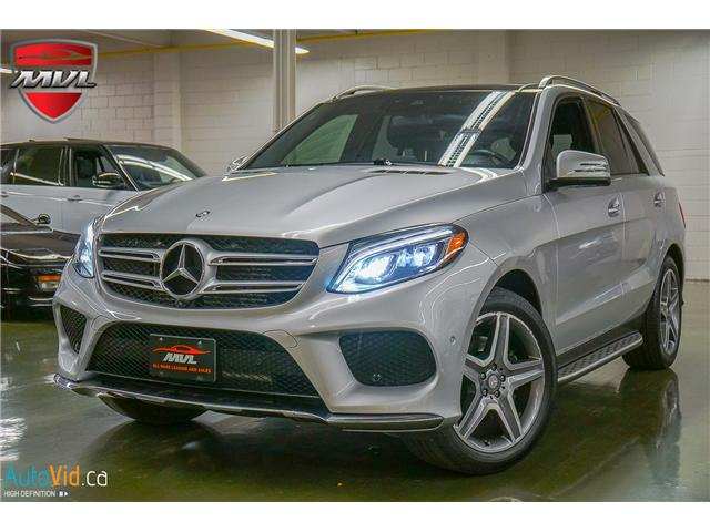 2016 Mercedes-Benz GLE-Class  (Stk: ) in Oakville - Image 2 of 36