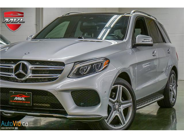 2016 Mercedes-Benz GLE-Class  (Stk: ) in Oakville - Image 1 of 36