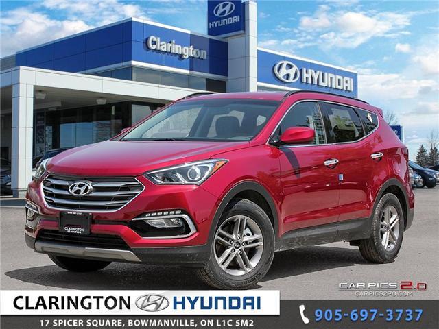 2018 Hyundai Santa Fe Sport 2.4 Base (Stk: 18418) in Clarington - Image 1 of 27