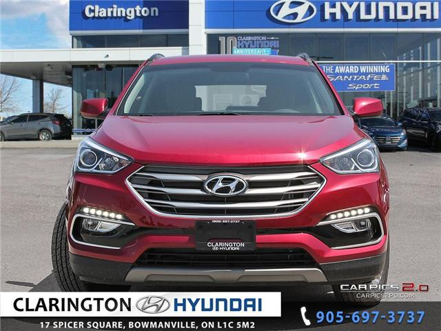 2018 Hyundai Santa Fe Sport 2.4 Base (Stk: 18418) in Clarington - Image 2 of 27
