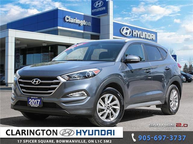 2017 Hyundai Tucson Premium (Stk: 18479A) in Clarington - Image 1 of 27