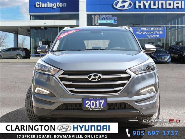 2017 Hyundai Tucson Premium (Stk: 18479A) in Clarington - Image 2 of 27