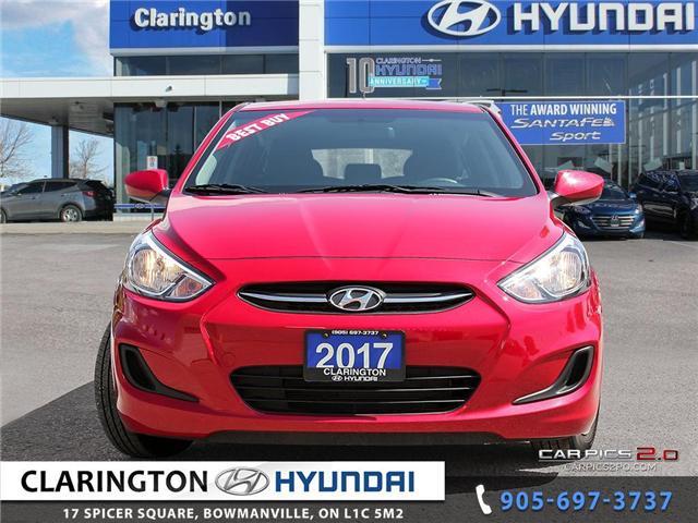 2017 Hyundai Accent GL (Stk: U746) in Clarington - Image 2 of 26
