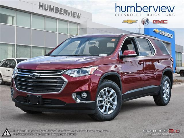 2019 Chevrolet Traverse LT (Stk: 19TZ006) in Toronto - Image 1 of 27