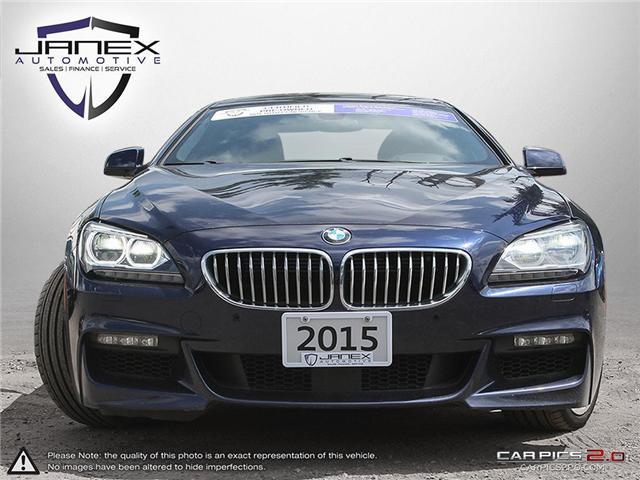 2015 BMW 650i xDrive Gran Coupe (Stk: 18286) in Ottawa - Image 2 of 27