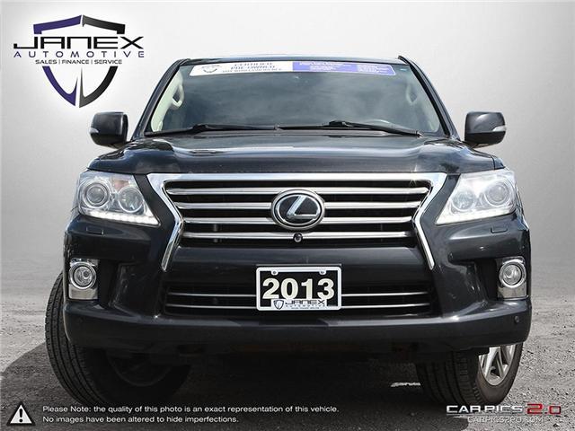 2013 Lexus LX 570  (Stk: 18100) in Ottawa - Image 2 of 27