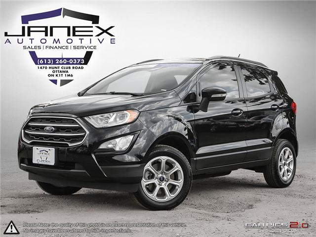 2018 Ford EcoSport SE (Stk: 18567) in Ottawa - Image 1 of 27