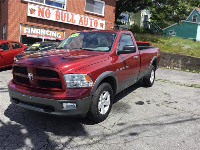 2012 RAM 1500 SLT (Stk: -) in Dartmouth - Image 1 of 12
