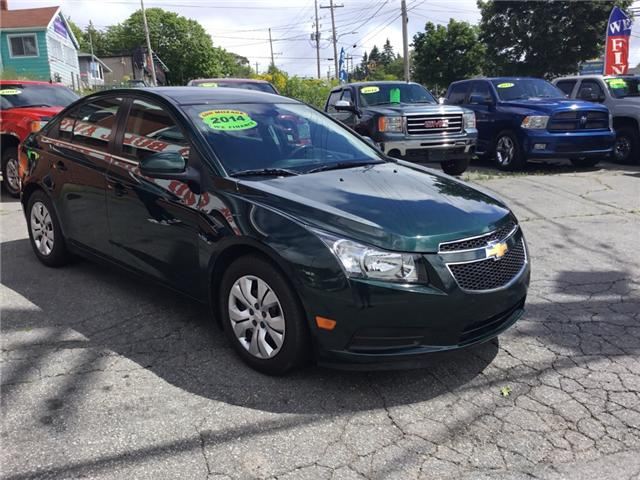 2014 Chevrolet Cruze 1LT (Stk: ) in Dartmouth - Image 2 of 9