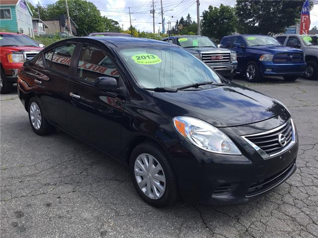 2013 Nissan Versa 1.6 SV (Stk: -) in Dartmouth - Image 2 of 12