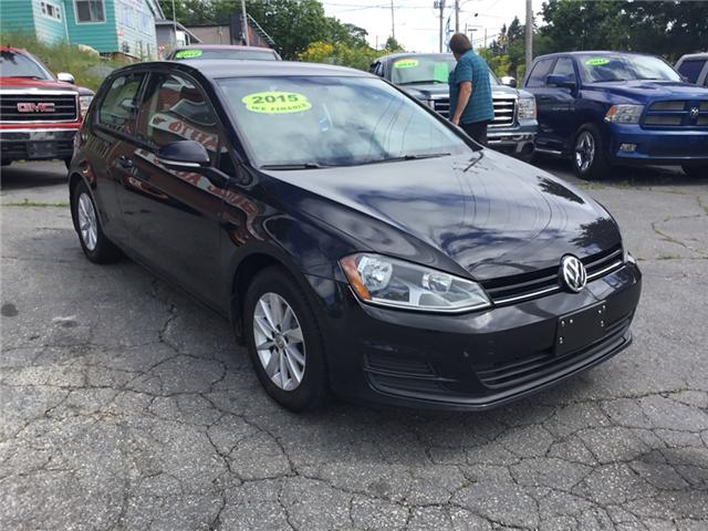 2015 Volkswagen Golf 1.8 TSI Trendline (Stk: ) in Dartmouth - Image 2 of 13