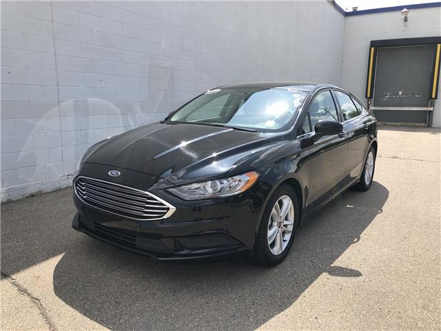 2018 Ford Fusion SE (Stk: D1033) in Regina - Image 1 of 16