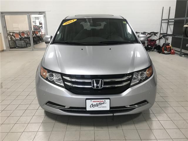 2014 Honda Odyssey EX-L (Stk: 18244A) in Steinbach - Image 2 of 10