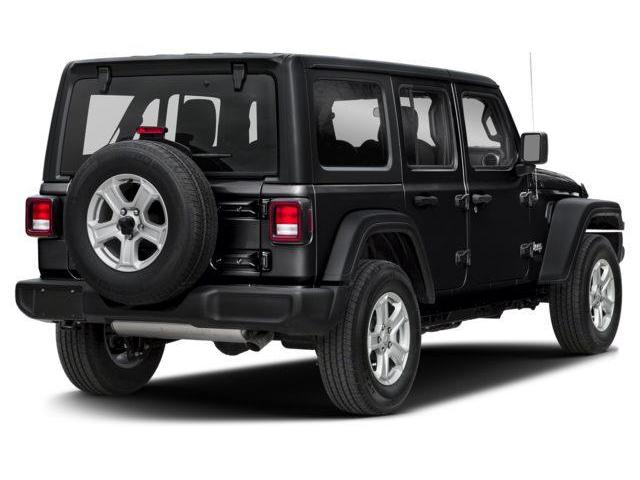 2018 Jeep Wrangler Unlimited Sport (Stk: J183923) in Surrey - Image 3 of 9