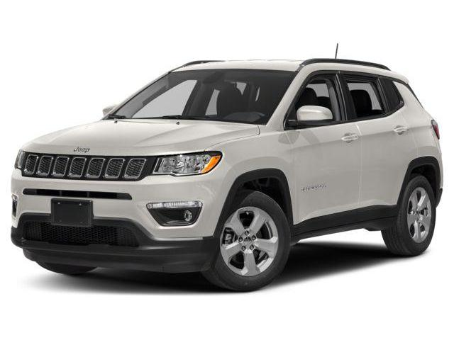 2018 Jeep Compass North (Stk: J493270) in Surrey - Image 1 of 9