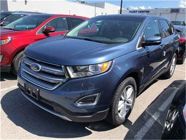 2018 Ford Edge SEL (Stk: 18ED966) in St Catharines - Image 1 of 1