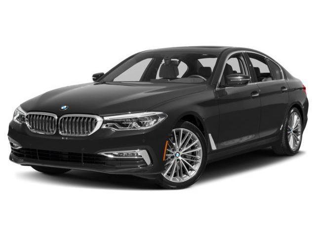 2018 BMW 540 i xDrive (Stk: B028630) in Oakville - Image 1 of 9