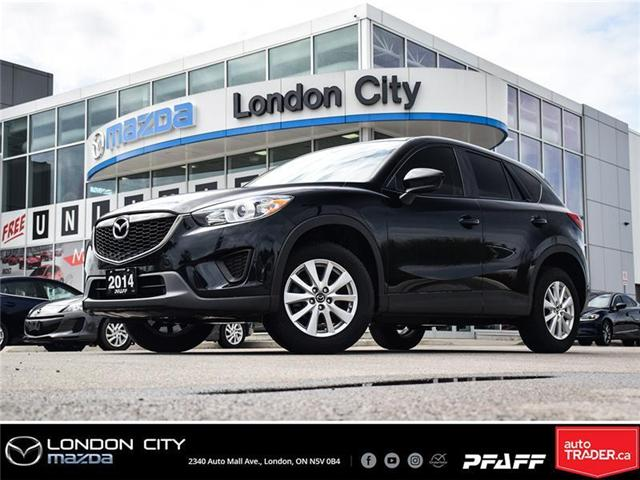 2014 Mazda CX-5 GX (Stk: LM8473A) in London - Image 1 of 19