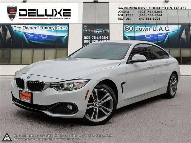 2015 BMW 428i xDrive Gran Coupe (Stk: D0430) in Concord - Image 1 of 20