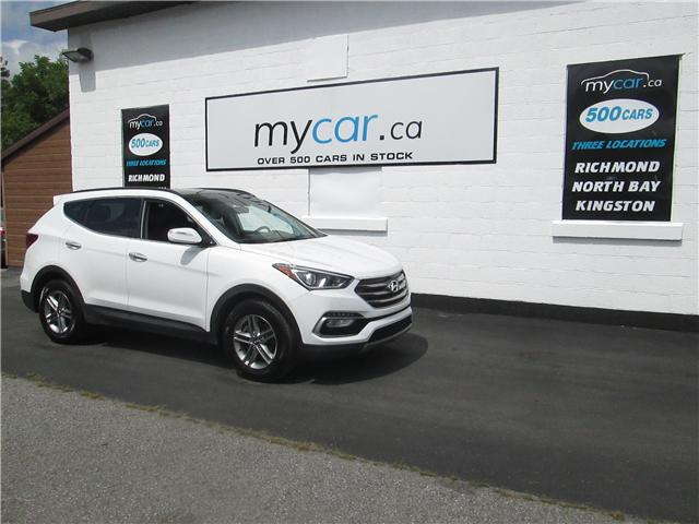 2018 Hyundai Santa Fe Sport 2.4 SE (Stk: 181004) in North Bay - Image 2 of 14