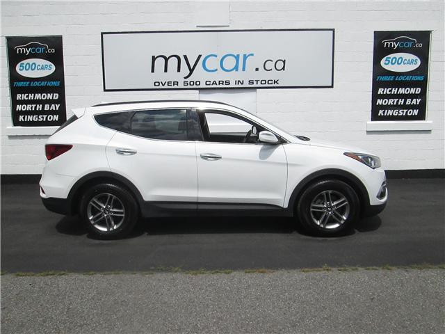 2018 Hyundai Santa Fe Sport 2.4 SE (Stk: 181004) in North Bay - Image 1 of 14