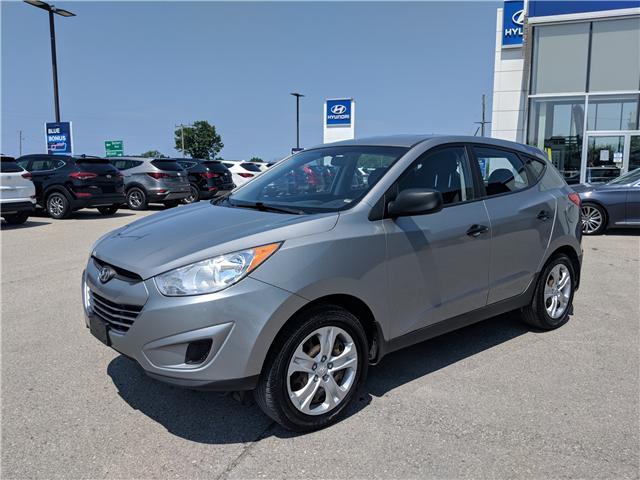 2013 Hyundai Tucson GL (Stk: 80090A) in Goderich - Image 2 of 16