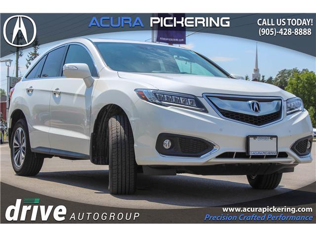 2018 Acura RDX Elite (Stk: AS120) in Pickering - Image 4 of 34