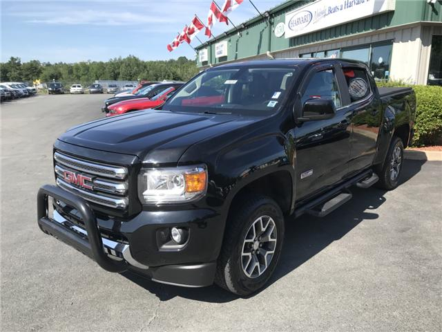 2016 GMC Canyon SLE (Stk: 10035) in Lower Sackville - Image 1 of 19