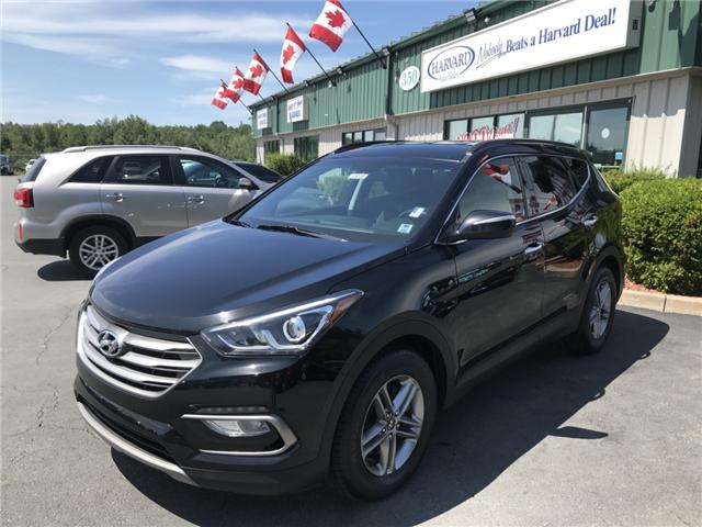 2017 Hyundai Santa Fe Sport 2.4 Luxury (Stk: 10038) in Lower Sackville - Image 1 of 20