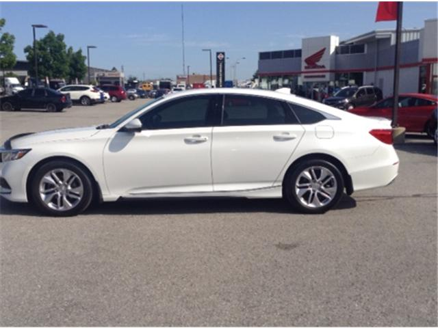 2018 Honda Accord LX (Stk: 18445) in Barrie - Image 2 of 16