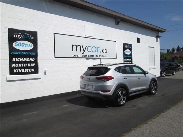 2017 Hyundai Tucson SE (Stk: 180992) in Kingston - Image 2 of 10