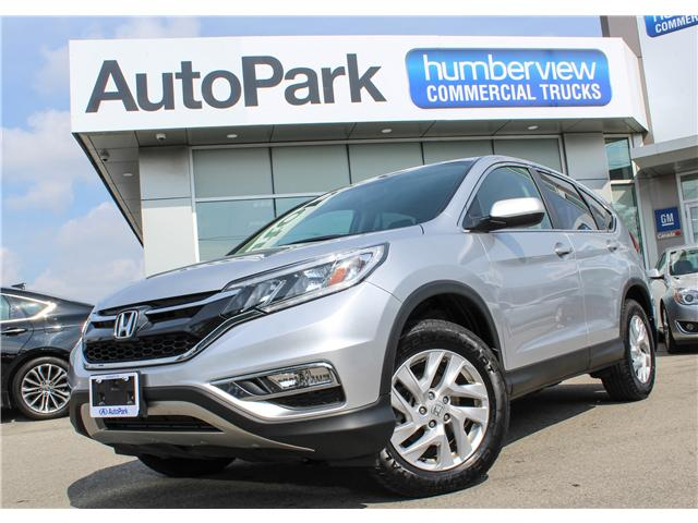 2016 Honda CR-V SE (Stk: 16-134009) in Mississauga - Image 1 of 28