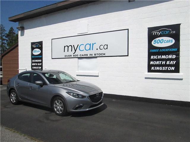 2015 Mazda Mazda3 GX (Stk: 180893) in Richmond - Image 2 of 12