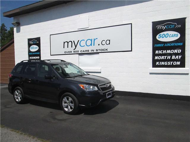 2015 Subaru Forester 2.5i (Stk: 181014) in Richmond - Image 2 of 12