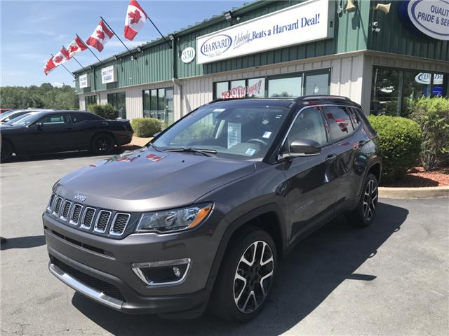 2017 Jeep Compass Limited (Stk: 10032) in Lower Sackville - Image 1 of 22