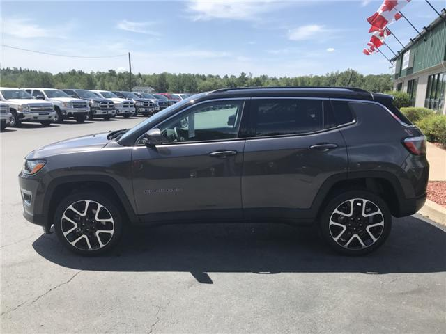 2017 Jeep Compass Limited (Stk: 10032) in Lower Sackville - Image 2 of 22