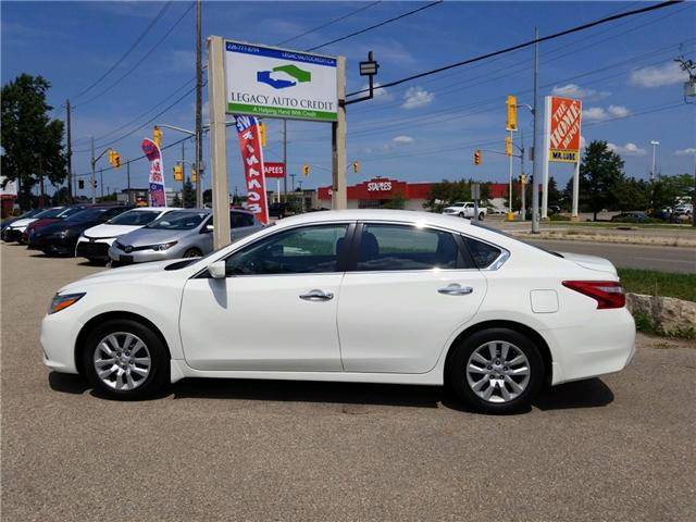 2017 Nissan Altima 2.5 S (Stk: L8575) in Waterloo - Image 1 of 19