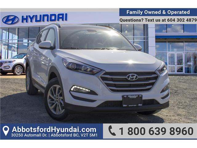 2018 Hyundai Tucson SE 2.0L (Stk: JT783752) in Abbotsford - Image 1 of 18