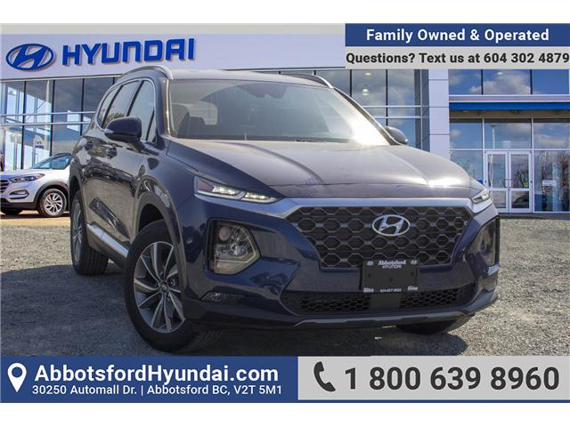 2019 Hyundai Santa Fe Preferred 2.4 (Stk: KF008059) in Abbotsford - Image 1 of 25