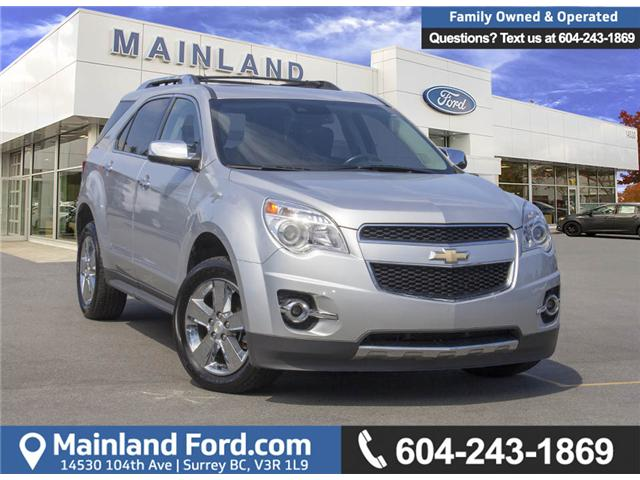 2013 Chevrolet Equinox LTZ (Stk: P3326A) in Surrey - Image 1 of 27