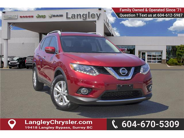 2015 Nissan Rogue SV (Stk: EE894030) in Surrey - Image 1 of 30