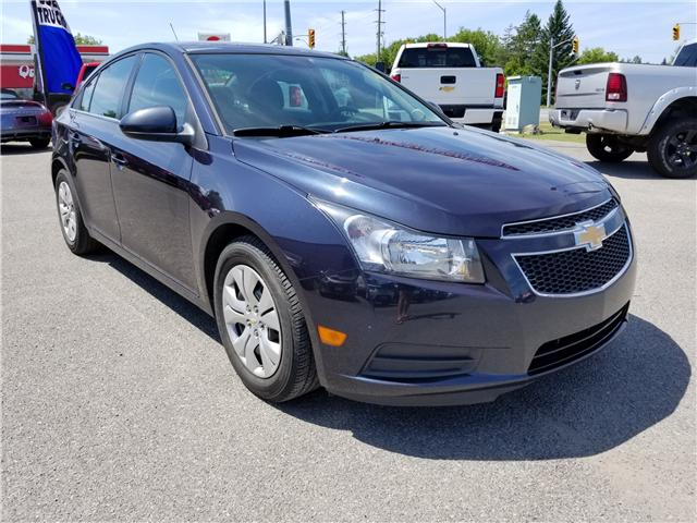2014 Chevrolet Cruze 1LT (Stk: ) in Kemptville - Image 1 of 16