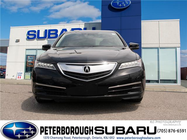 2016 Acura TLX Tech (Stk: SP0152) in Peterborough - Image 2 of 22