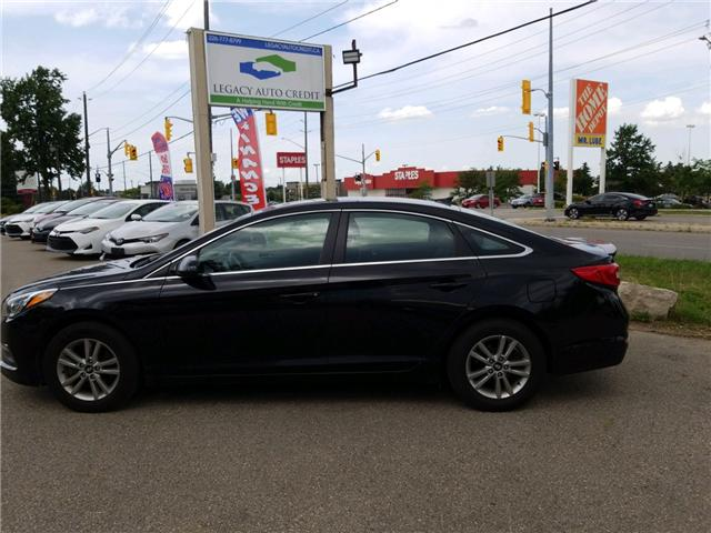 2017 Hyundai Sonata GL (Stk: L8620) in Waterloo - Image 1 of 18