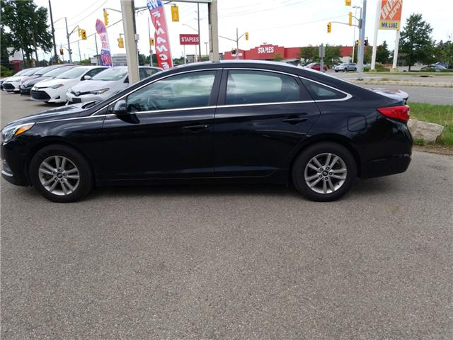 2017 Hyundai Sonata GL (Stk: L8620) in Waterloo - Image 2 of 18
