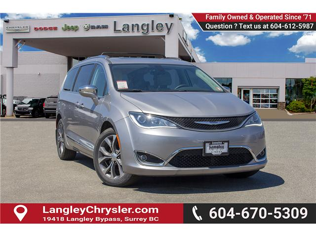 2017 Chrysler Pacifica Limited (Stk: EE891510) in Surrey - Image 1 of 27