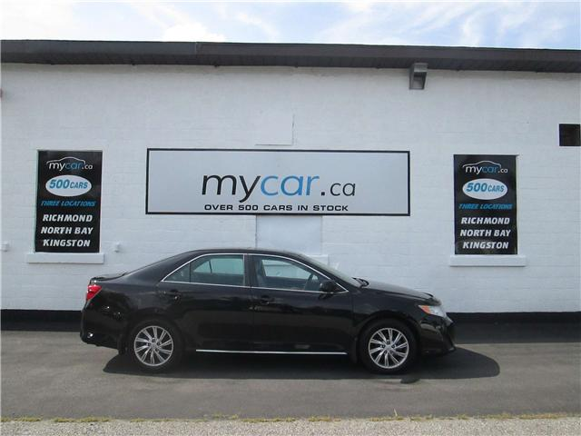 2014 Toyota Camry LE (Stk: 180816) in Kingston - Image 1 of 12