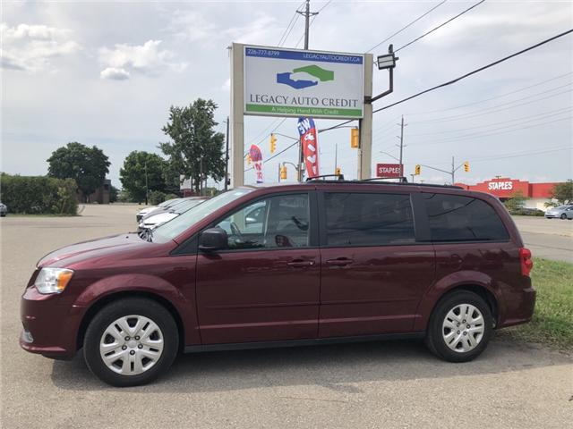 2017 Dodge Grand Caravan CVP/SXT (Stk: L8801) in Waterloo - Image 1 of 17