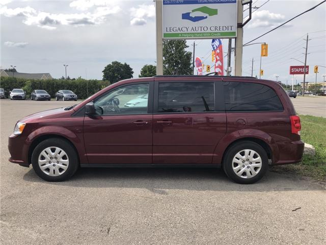 2017 Dodge Grand Caravan CVP/SXT (Stk: L8801) in Waterloo - Image 2 of 17